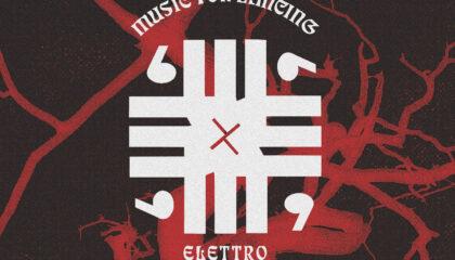 copertina ELETTRO MASCARIMIRI - MUSIC FOR DANCING